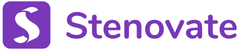 Stenovate Logo